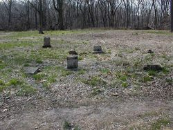 Boston Mills-Cox Cemetery