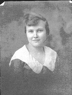Bessie Ann <i>Hill</i> Pitzer