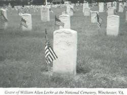 Pvt William Allen Locke