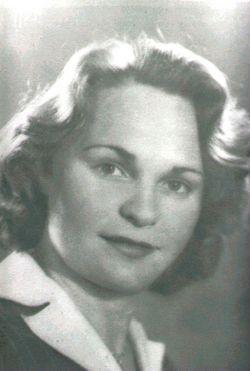 Mireille Olga Valentine Mimi <i>Breuillet</i> Morgan
