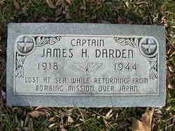 Capt James Howard Darden