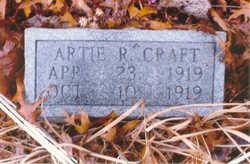 Artie R. Craft