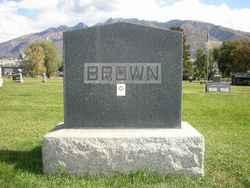 Ann <i>Weaver</i> Brown