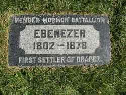 Sgt Ebenezer Brown