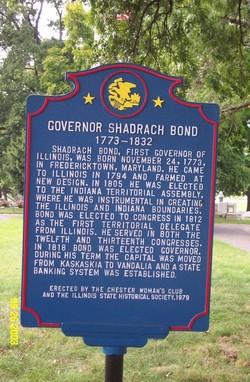 Shadrach Bond