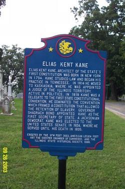 Elias Kent Kane