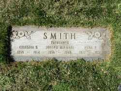 Anna Petrina <i>Miller</i> (Larsen) Smith