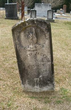 Andrew Jackson Cisson