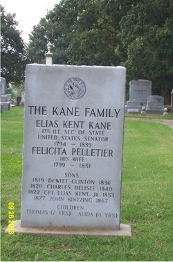 Felicita Penelope <i>Pelletier</i> Kane