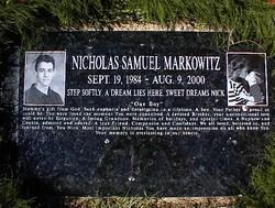 Nicholas Samuel Markowitz