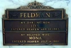 Mona Feldman