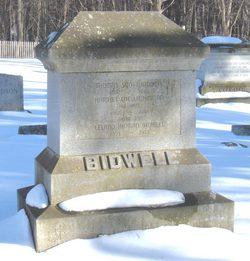 Harriet Luella <i>Hinman</i> Bidwell