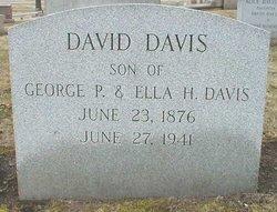David Davis, III