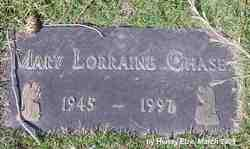 Mary Lorraine Chase
