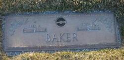 Edna E <i>Forgy</i> Baker