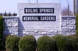 Boiling Springs Memorial Gardens
