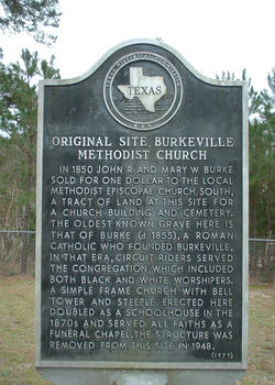 Burkeville City Cemetery