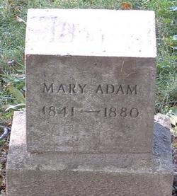 Mary Adam