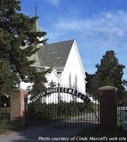 Scotch Ridge Cemetery