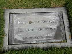 John Owen Burdick