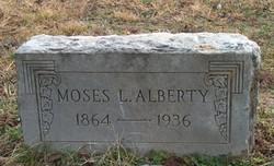 Moses L. Alberty