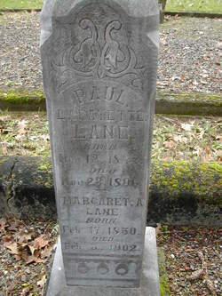 Margaret Amanda Lane