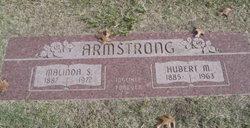 Malinda Susan Linnie <i>Crockett</i> Armstrong