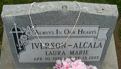 Laura Marie <i>Iverson</i> Alcala