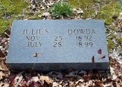 Julius Benjamin Dowda
