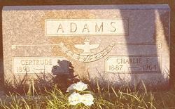 Charlie R. Adams