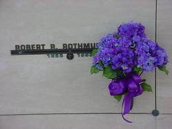 Robert Raymond Rothmund, Jr