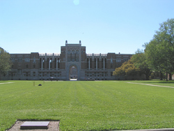 Rice University Campus Grounds