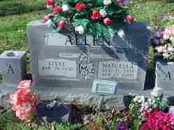 Marcella <i>Pittman</i> Allen