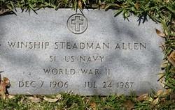 Winship Stedman Allen