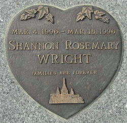 Shannon Rosemary Wright