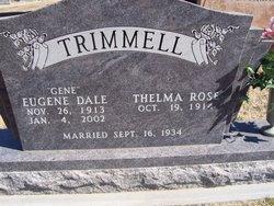 Eugene Dale Gene Trimmell