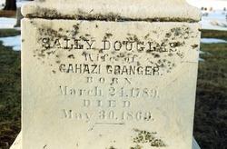 Sarah Sally <i>Fisk</i> Granger