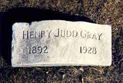 Henry Judd Gray