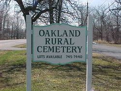 Oakland Rural Cemetery