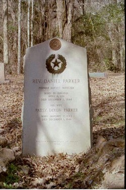 Patsy Martha <i>Dixon</i> Parker