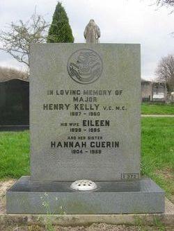 Maj Henry Kelly