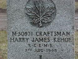 Harry James Kehoe