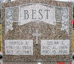 Harold Roscoe Best