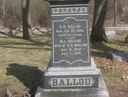 Capt Daniel Richard Ballou
