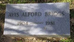 Avis Mae <i>Wilson</i> Briggs