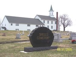 Shells Cemetery