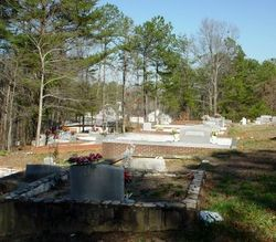 McHelen Baptist Church Cemetery