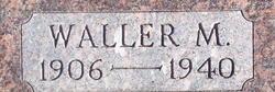 Waller M Atkinson