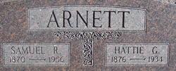 Samuel R Arnett