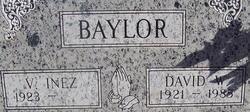 David W Baylor